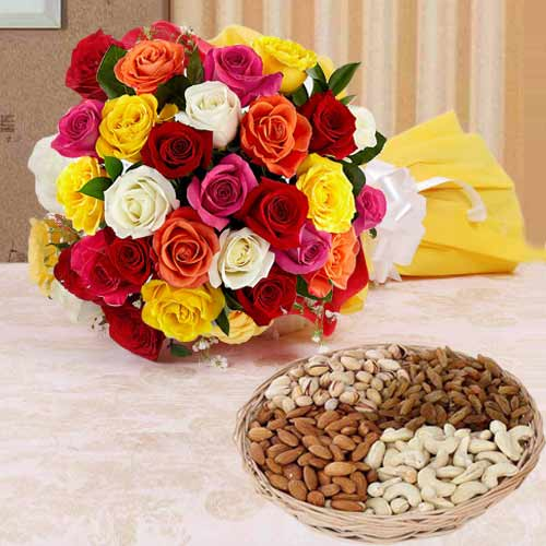 Wow Magic Dryfruit Combo - from Best Flower Delivery in Main | Gifts