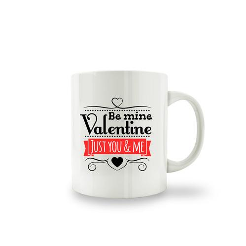 You & Me Mug - for Midnight Flower Delivery in India