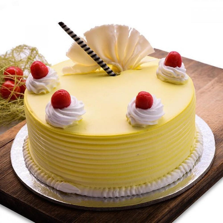 Appetizing Pineapple Fantasy - for Flower Delivery in Category Cakes Birthday Cakes
