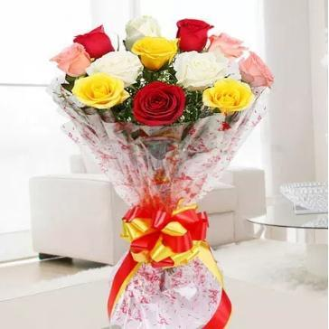 Assorted Roses - from Best Flower Delivery in India