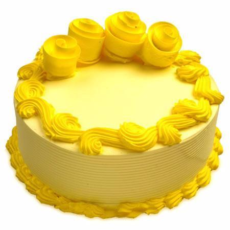 Butter Scotch Cake - for Flower Delivery in Send Flowers And Cake To India From Canada