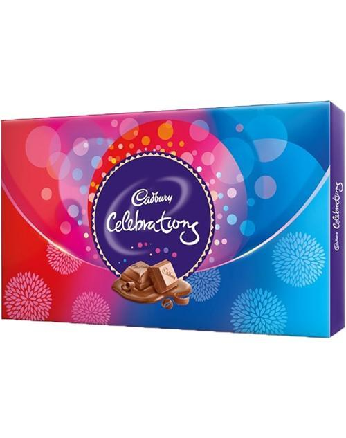 Cadbury Celebrations - Send Flowers to Category | Gifts | Chocolates
