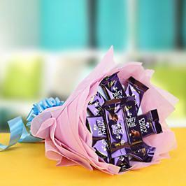 Cute Chocolaty Love - from Best Flower Delivery in India