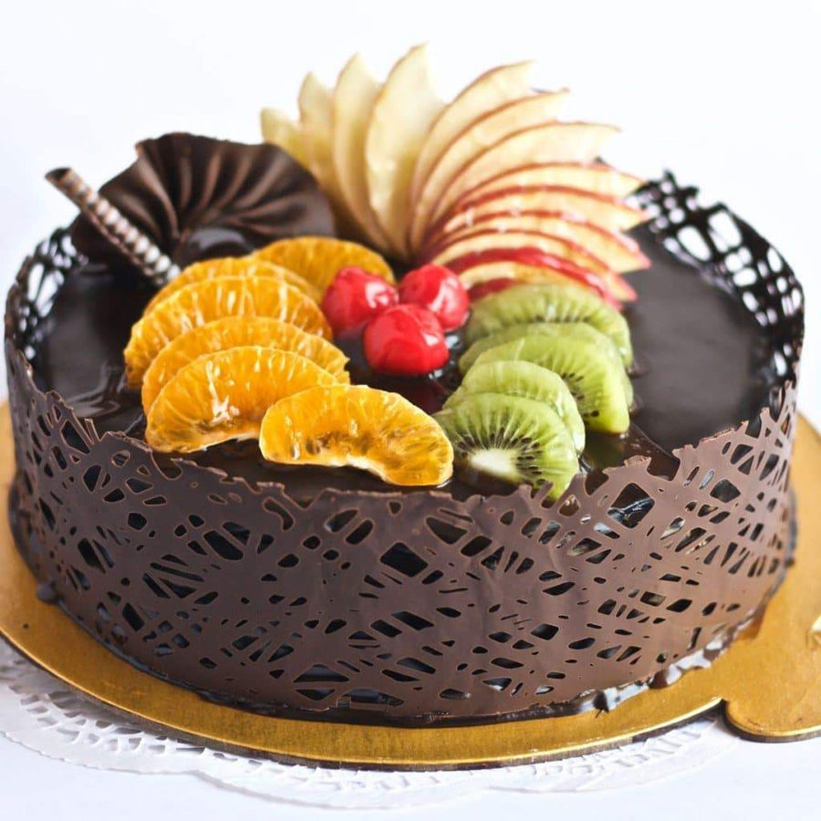 Choco Delight Fruit - from Best Flower Delivery in India