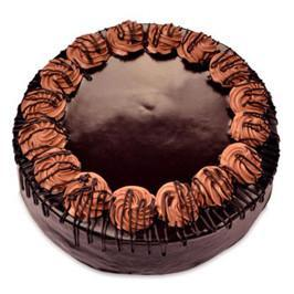 Rich Chocolate Cake - from Best Flower Delivery in India