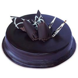 Chocolate Truffle Cake - for Midnight Flower Delivery in India