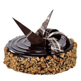 Chocolate Walnut cake 1 Kg - for Online Flower Delivery In India