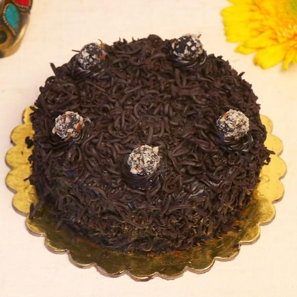 Crazy Chocolate Cake - Send Flowers to India