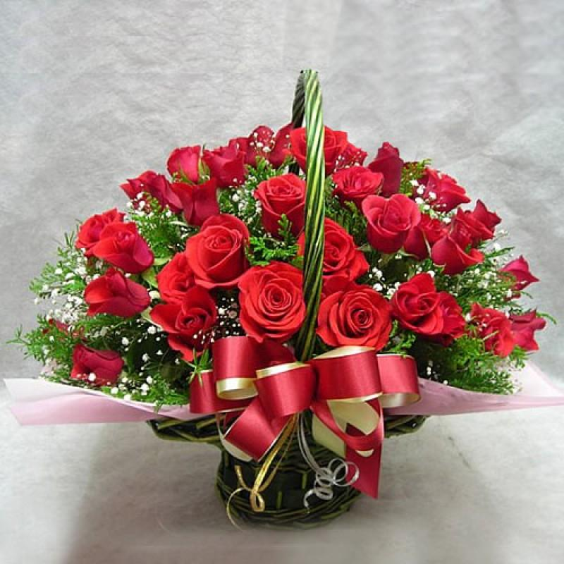 Elegant Basket - from Best Flower Delivery in India