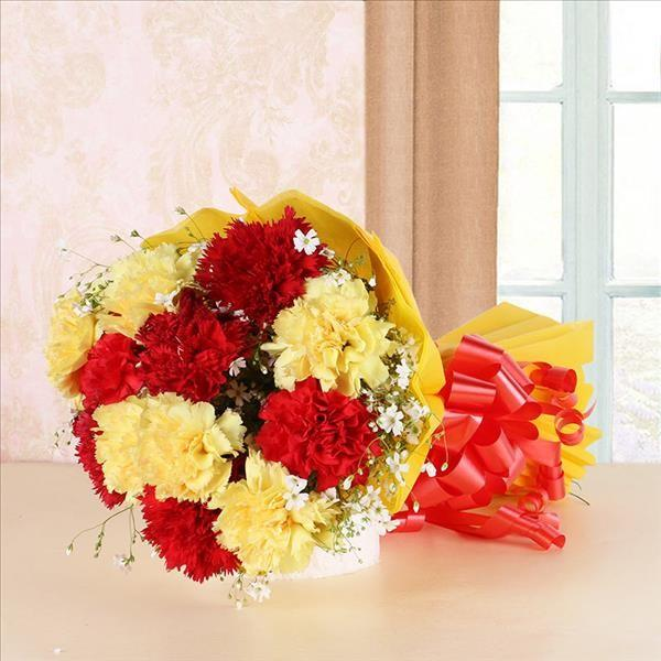 Fabulous Bouquet - for Online Flower Delivery In India