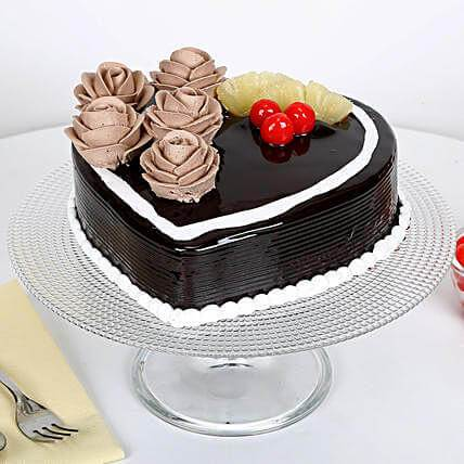 Fantastic Love Chocolate Cake - from Best Flower Delivery in India