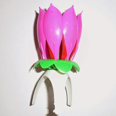 Musical Candle - from Best Flower Delivery in India