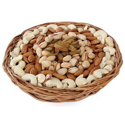 Half Kg Dry Fruits - for Flower Delivery in India