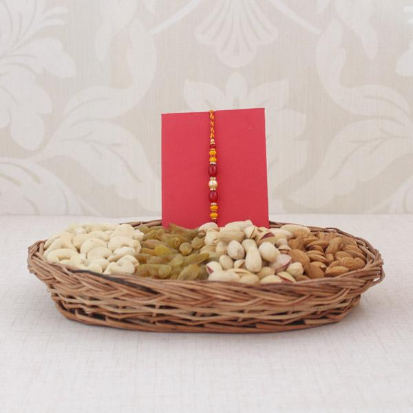 Healthy Rakhi Treat - from Best Flower Delivery in India