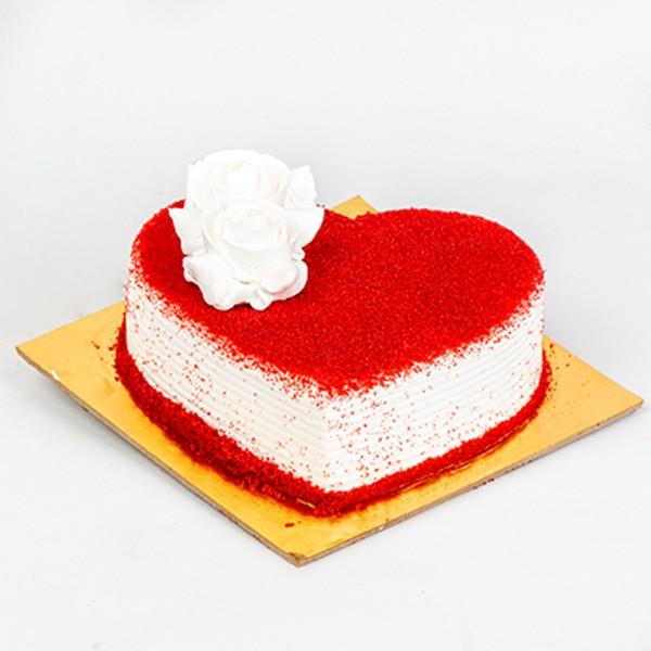 Heart Of Red Velvet - from Best Flower Delivery in India