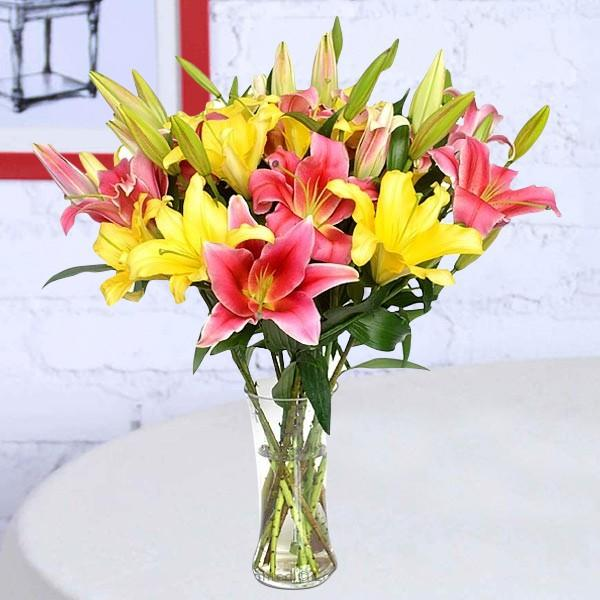 Lily Garden - for Online Flower Delivery In India