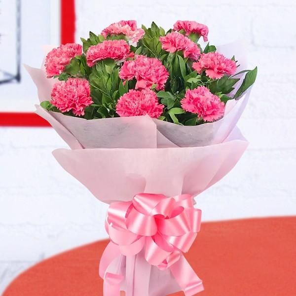 Pink Carnival - for Flower Delivery in India