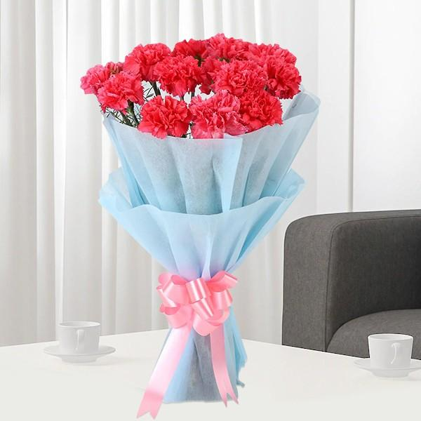 Pink Sweet Touch - for Online Flower Delivery In India