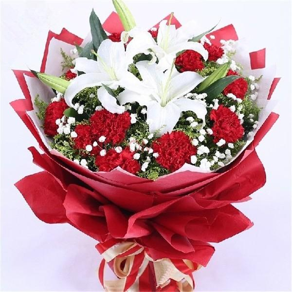 Premium Exotic Bouquet - for Midnight Flower Delivery in India