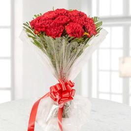 Red Beauty - Send Flowers to India
