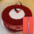 Red Joy Of Rakhi- -This Rakhi gift contains: Half KG Red Velvet Cake  One Beautiful Rakhi