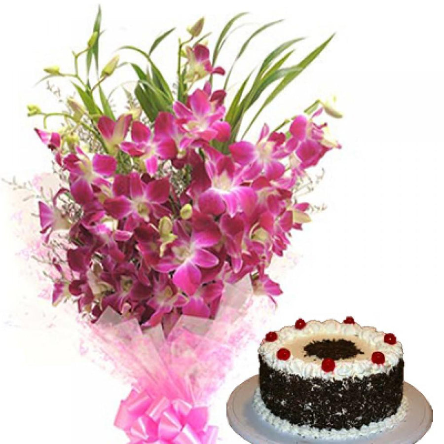 Royal Forest Orchids - Send Flowers to India