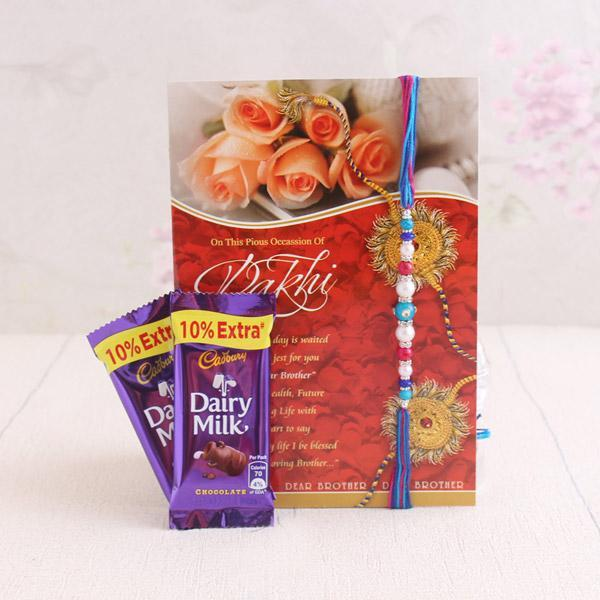 Small Treat For Rakhi - for Online Flower Delivery In India
