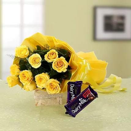 Sunshine Premium - for Online Flower Delivery In India