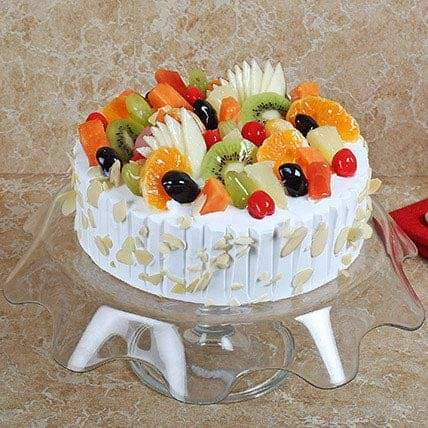 Swedish Almond Fruit Fantasy - for Flower Delivery in India