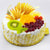 Swedish Fruit Treat- -This delicious cake contains: Half KG Fruit flavored cake Topping With Exotic Fruits And Cherry Round Shape Whipped cream Suitable for: Birthdays Anniversary Note: The photos are indicative only. Actual design and arrangement might differ based on chef, seasonal elements and ingredient availability.