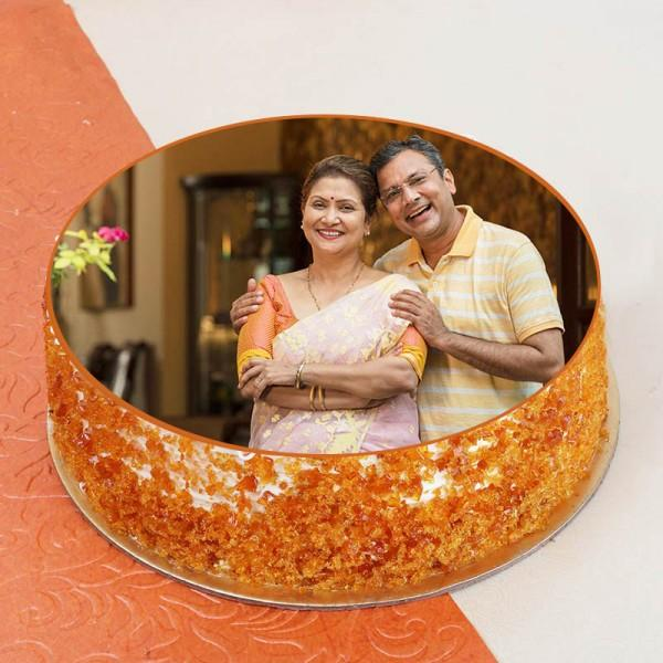 Sweet Memory Butterscotch Delight - for Flower Delivery in India