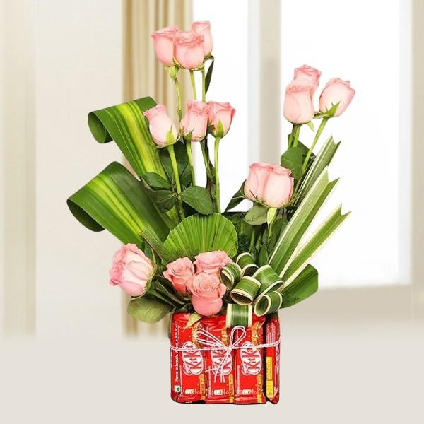 Sweetly Sweet - for Flower Delivery in India