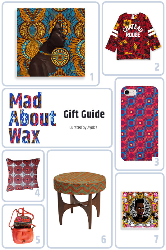 Max About Wax Gift Guide