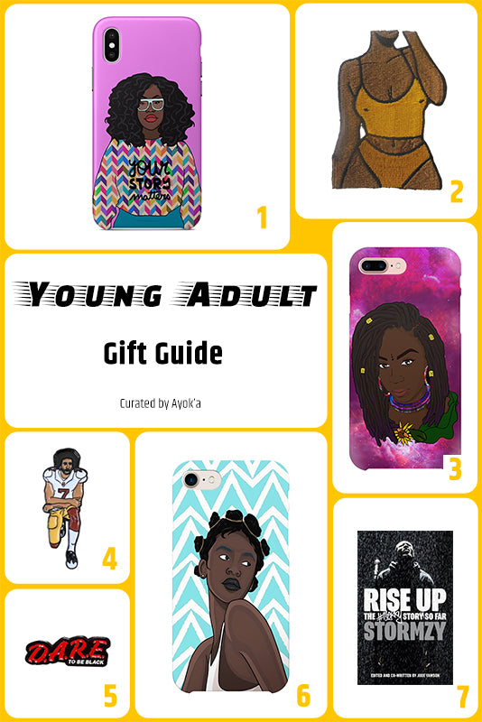 Gift Gudie Young Adult