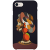 African Lady 1 iPhone Case by Nigerian artist TEDA