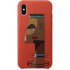 Abstract Man 2 iPhone X Case by TEDA