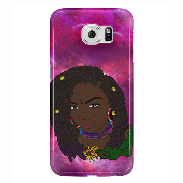 Aya Samsung case by Kaizeea