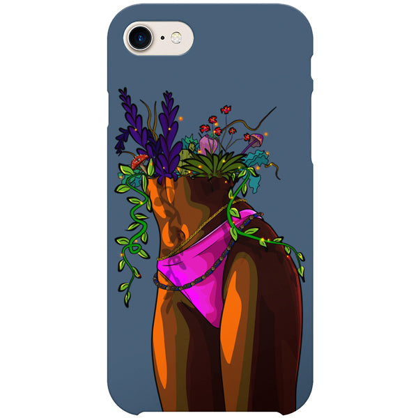 Be Patient With Yourself iPhone Case