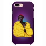 Black Pride iPhone case by Kaizeea