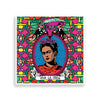 viva la frida art print by black-british artist natasha lisa