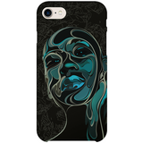 Janay iPhone case by African artist Emmanuel Mdlalose