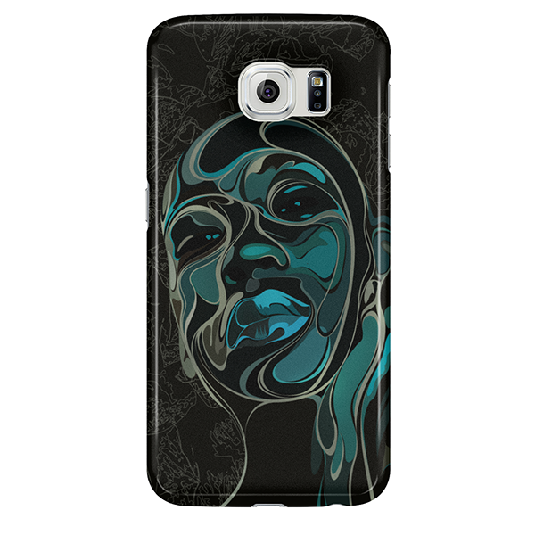 Janay Samsung Galaxy phone case
