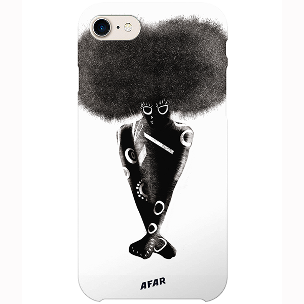 Joker iPhone Case by Afar