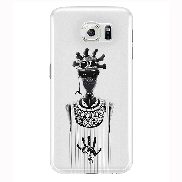 kid white samsung case by Afar