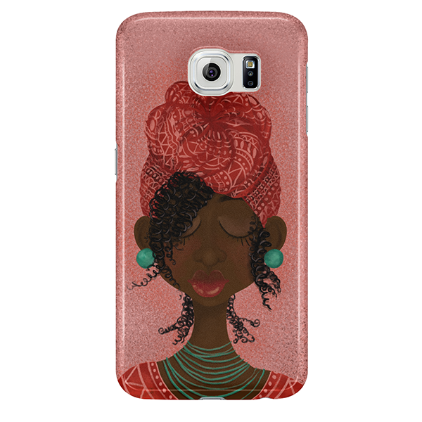 kooky samsung phone case by nubian designs