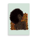 light of the sun art print by south-african artist thulisizwe mamba