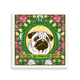 pug by natasha lisa