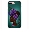 Purple Headwrap - Case for iPhone 6s and 7/8