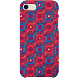 red eye iphone case by ayok'a