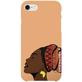 basking in the light iPhone x case by nyanza d